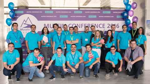 MUFFIN Conference 2017 Burgas – Integration and Infrastructure