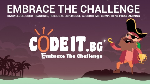The Third Round winner of CodeIT is from Serbia