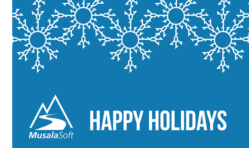 Happy Holidays from Musala Soft Team