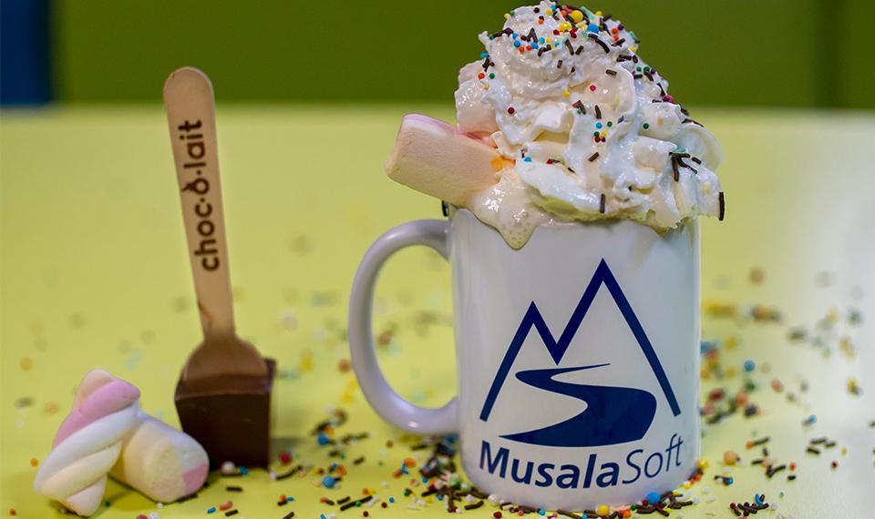 Hot Chocolate Movie Night at Musala Soft