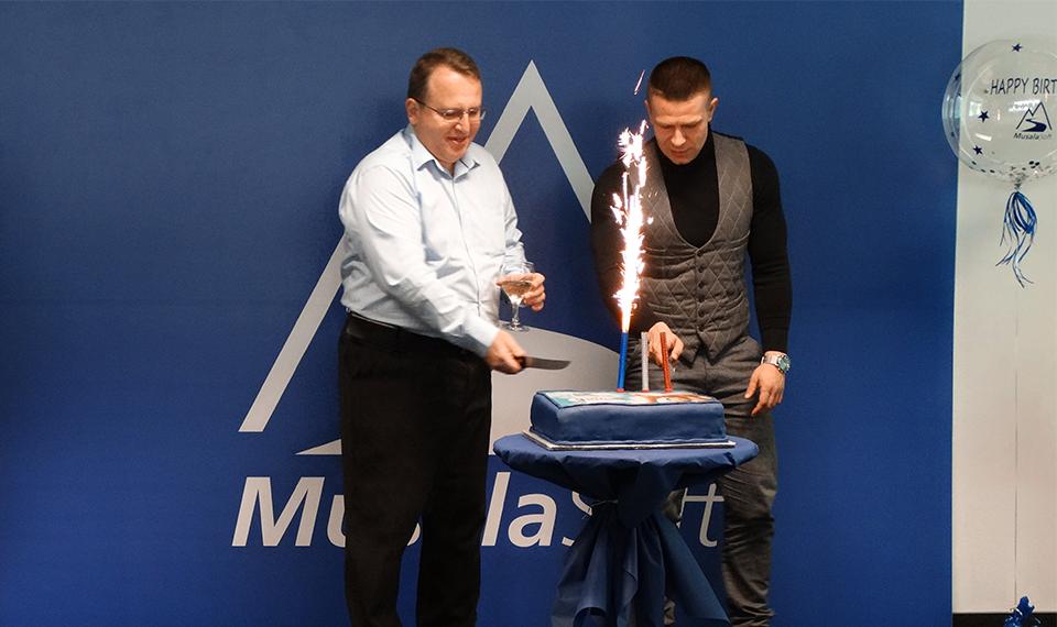 Musala Soft Celebrates 3rd Anniversary in Skopje