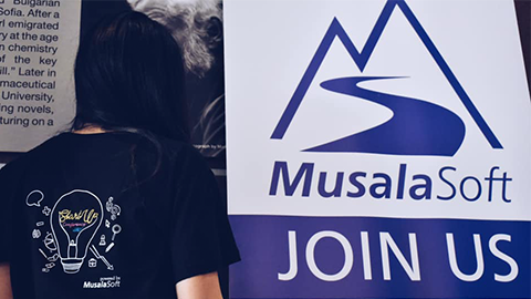 Musala Soft @www.musala.comStartUP Conference 2019
