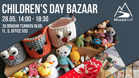 Children's Day Bazaar