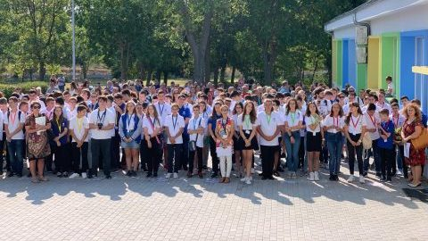 Musala Soft was a part of the academic year opening at the IT high school in Burgas