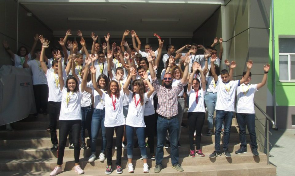 Musala Soft visited the students in the IT high school in Burgas