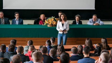 Musala Soft opened the new academic year in The Technical university of Sofia
