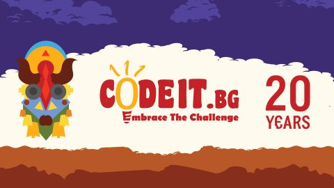 The 20th anniversary season of the programming contest CodeIT starts this Saturday