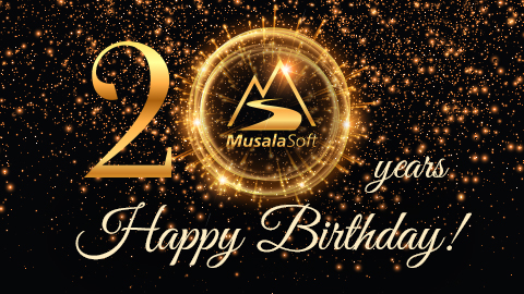 "Musala Soft launches the ""OLYMPIC HEROES"" fund    on its 20th Birthday"