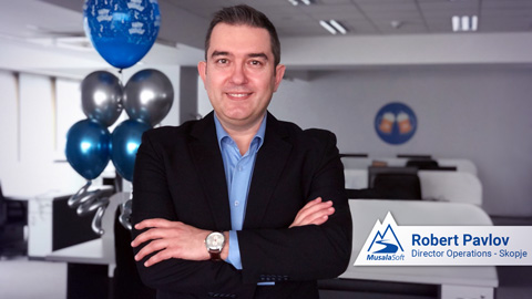 Five successful years for Musala Soft in Macedonia