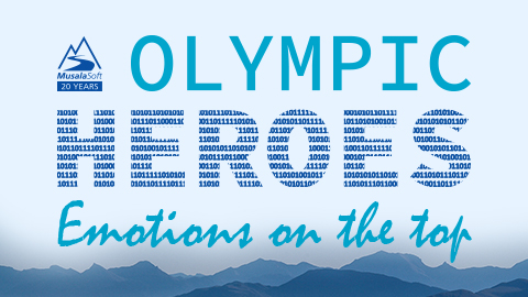 """Musala Soft is Starting the Project """"Olympic Heroes – Emotions on the Top"""""""