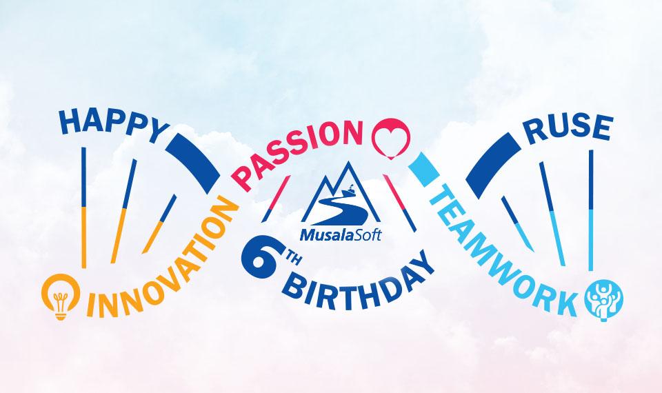 Musala Soft – Ruse turns 6