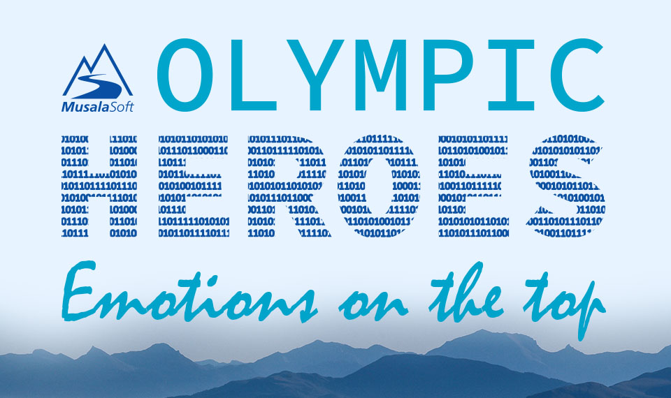 Olympic Heroes – Emotions on the Top